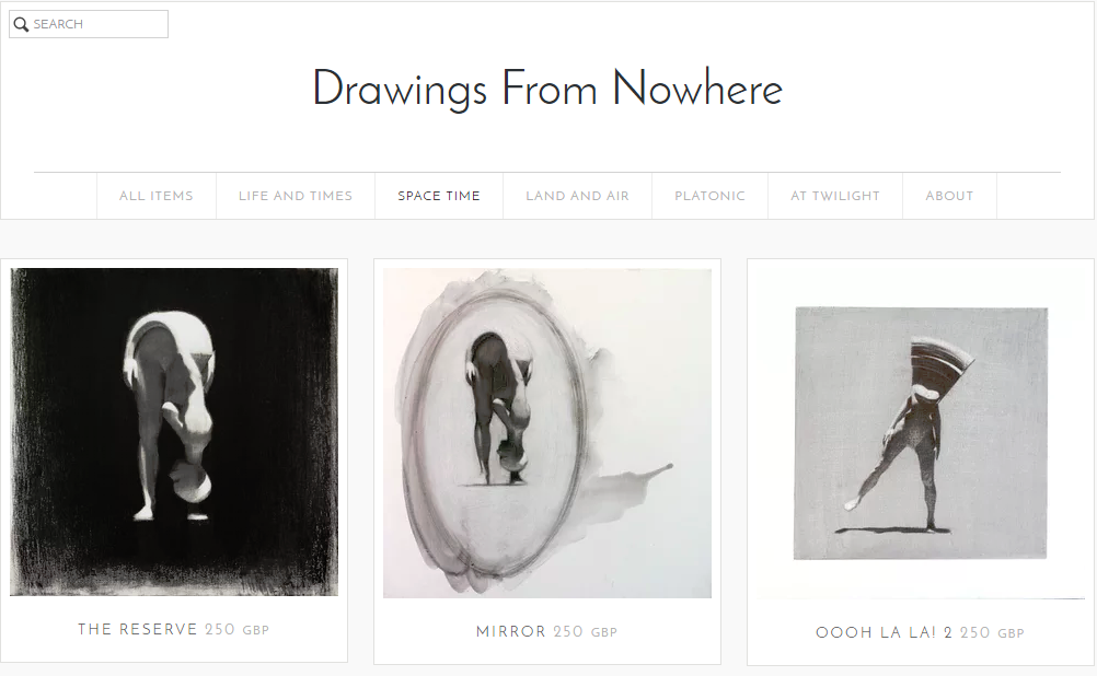 Drawings from Nowhere